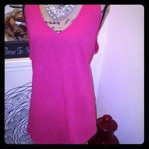 Chico's Pink Tank
